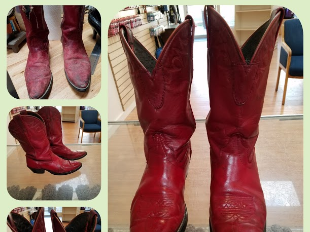 Boot Dying and Repair