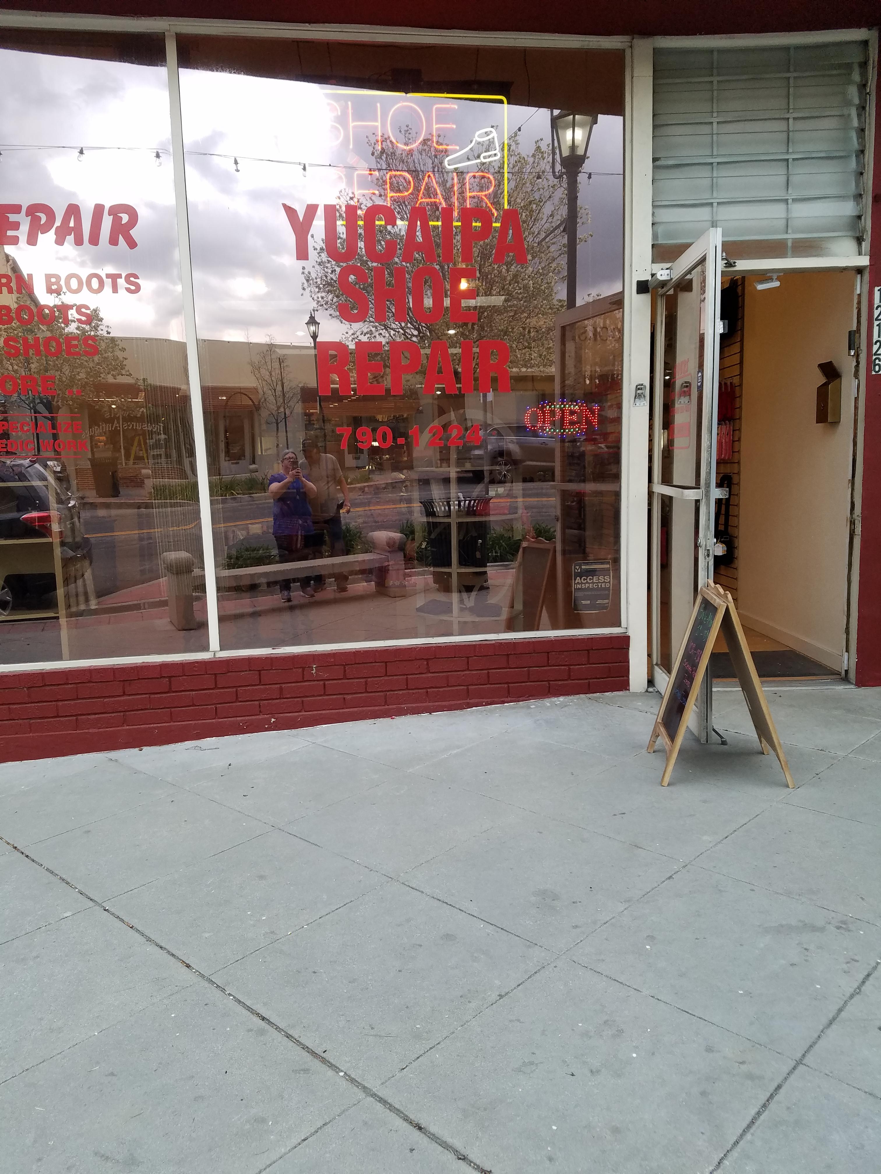 Yucaipa Bag \u0026 Shoe Repair – We Repair